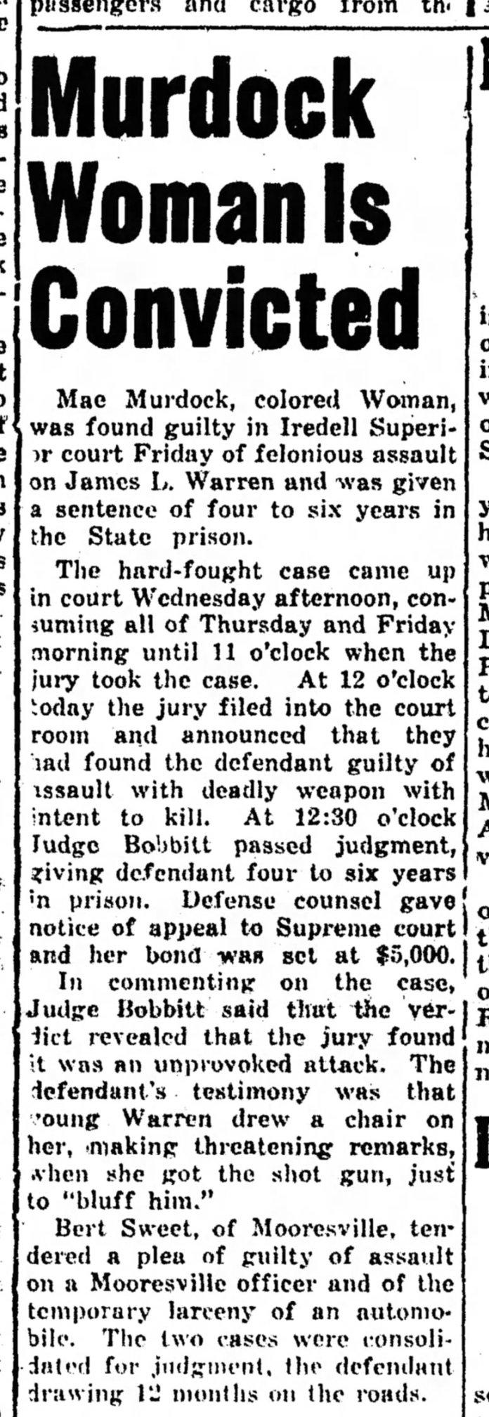 Conviction 13 Nov 1944