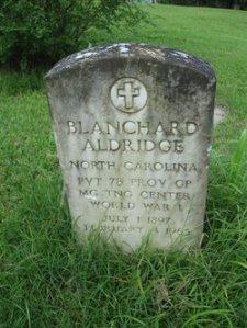blanchard aldridge