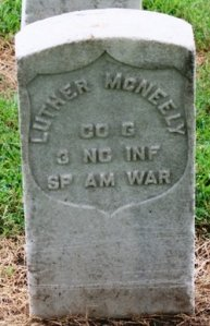 luther mcneely stone