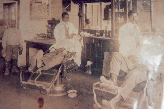 COLVERT -- Barbershop 2