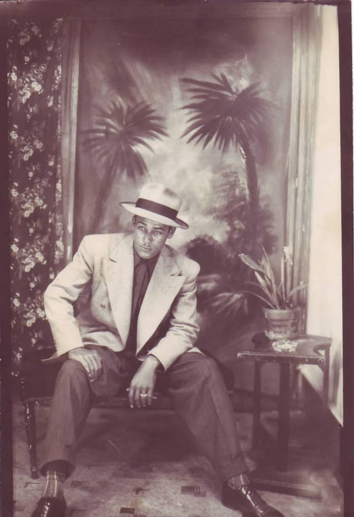 John Holt fedora