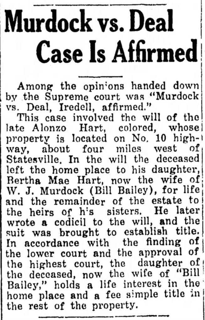A Hart Est Suit Landmark 11 21 1935