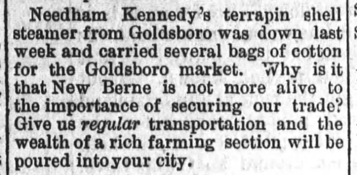Daily journal new bern 4 9 1884