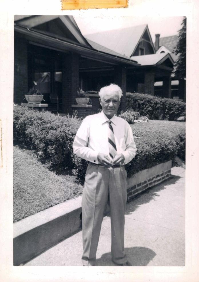 Dr Joseph H Ward 1
