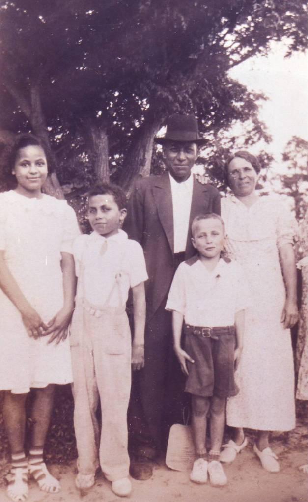 William Artis family