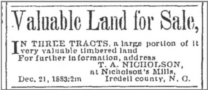 Rec__amp__Lndmark_1_15_1884_Nich_Mill_land_sale