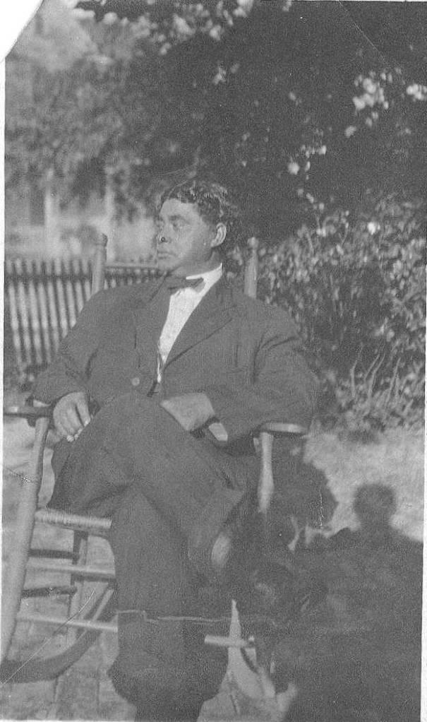 Henry Hagans Brother of Wm S Hagans