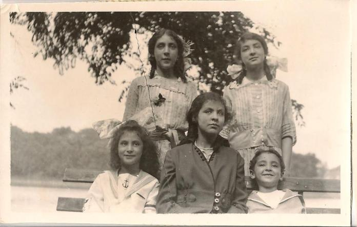 William Hagans' children after 1913