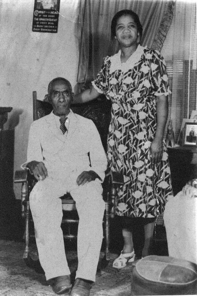 STOCKTON -- Eugene&Ida Stockton