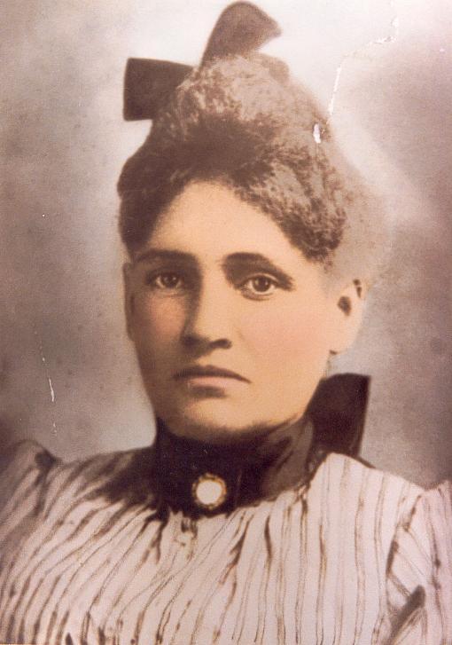 NICHOLSON -- Harriet Nicholson 2