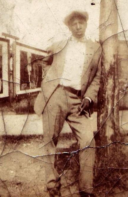 McNEELY -- John McNeely young w cigarette
