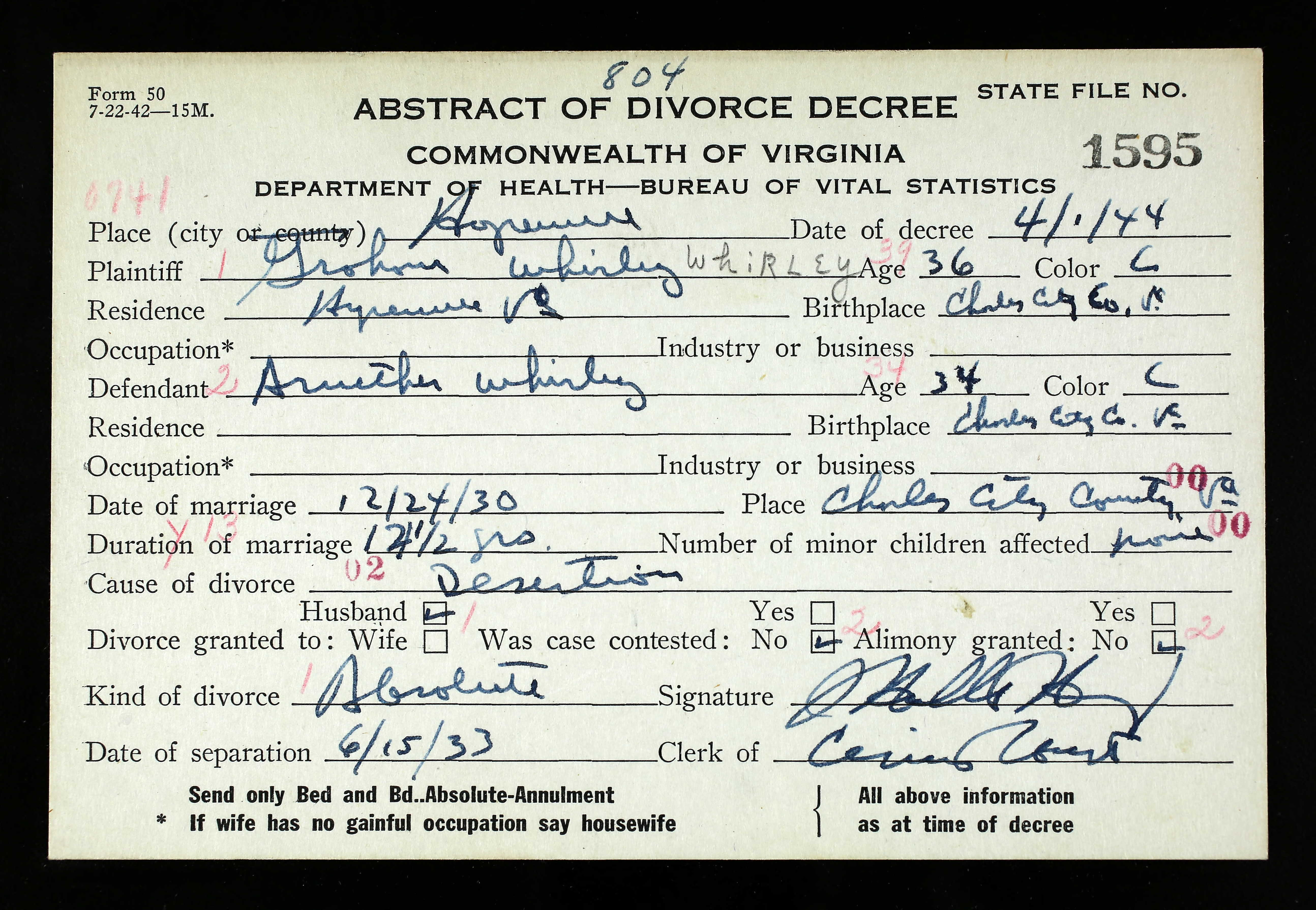 Death certificate scuffalong genealogy 430711620280060540453 00098 aiddatafo Images