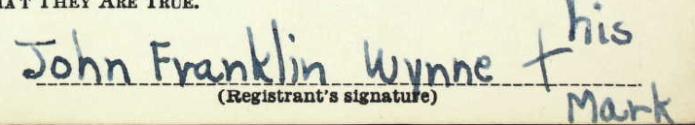 John F. Wynn DRaft