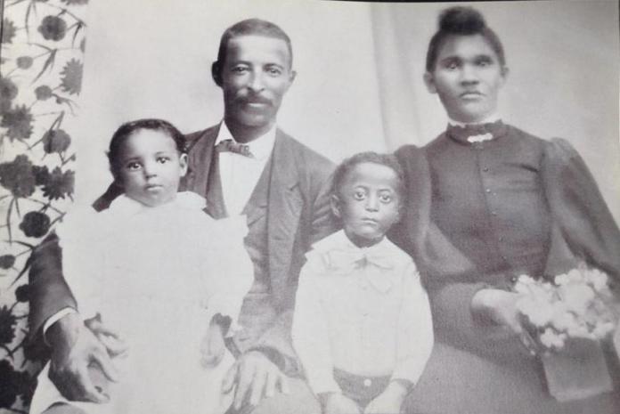 John Sarah Henderson family