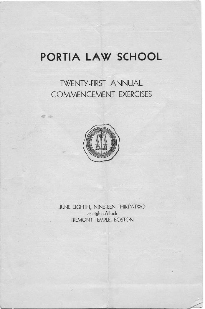 Portia Law School