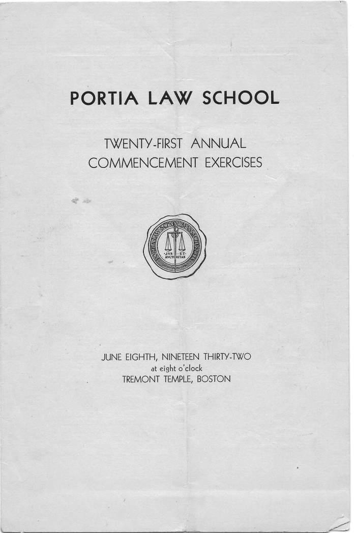 Portia Law School