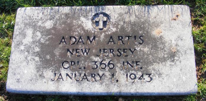 AArtis grave