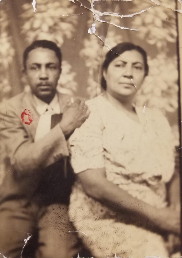 Connie & Roland Smith